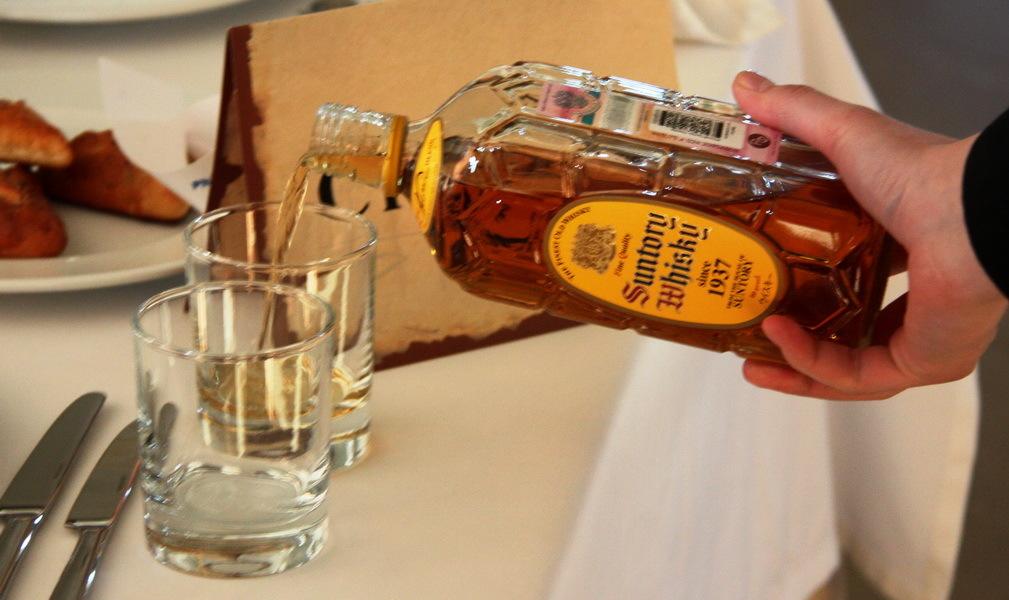 Виски Сантори