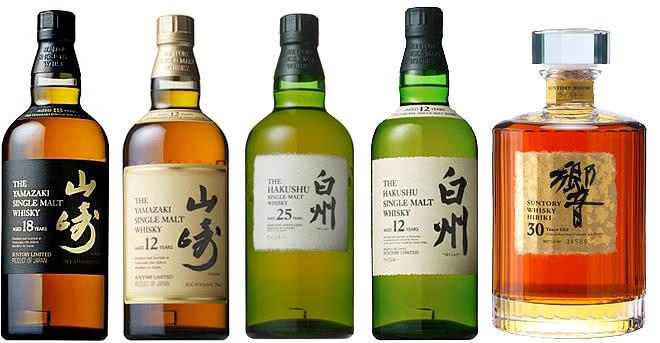 Картинки по запросу виски Suntory