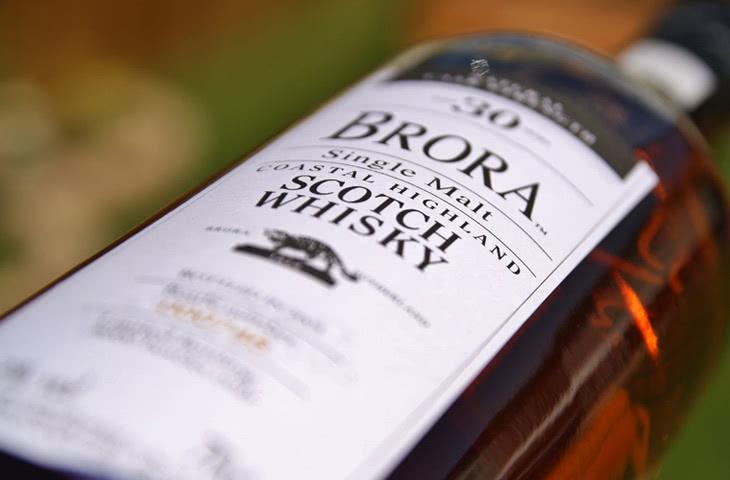 Виски Brora