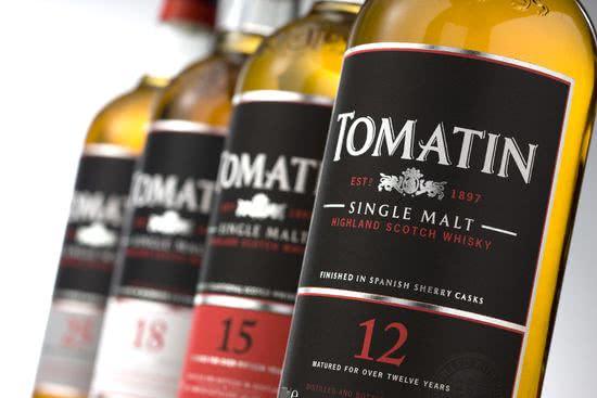 Виски Tomatin Томатин