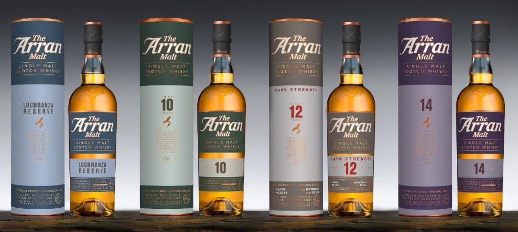 виски The Arran Malt