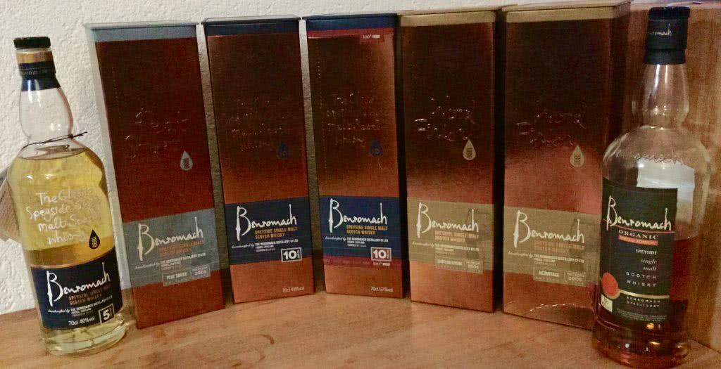 виски Benromach