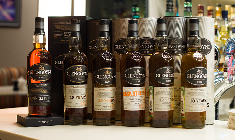 Виски Glengoyne