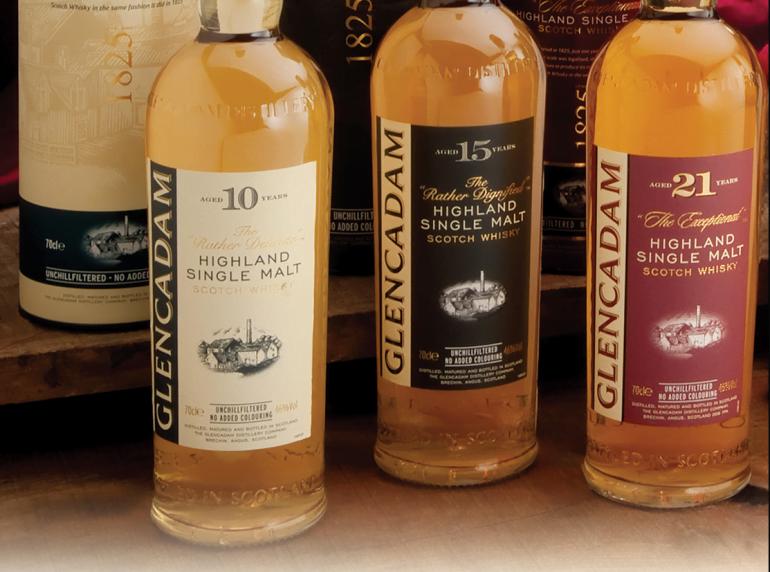 Glencadam виски