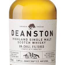 виски deanston