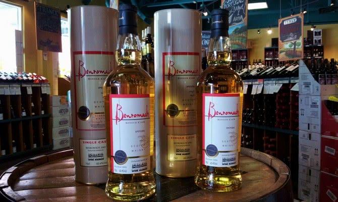 Benromach виски