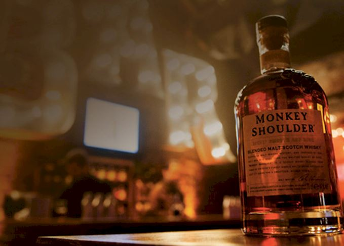 виски Monkey Shoulder