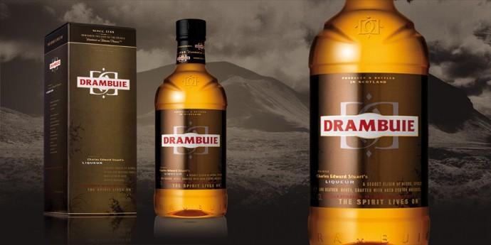 Drambuie виски ликер