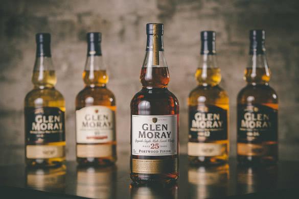 Glen Moray виски