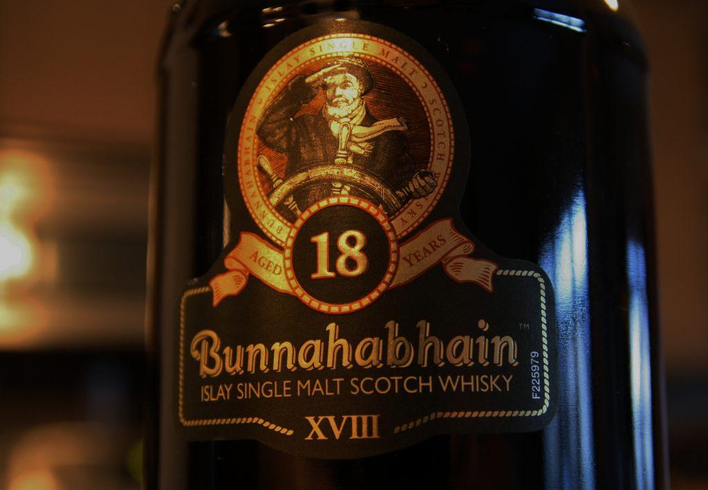 Bunnahabhain виски