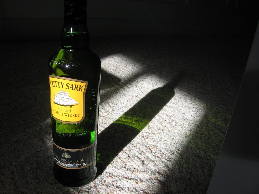 Cutty Sark виски