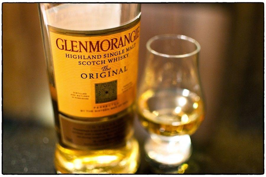 Glenmorangie виски