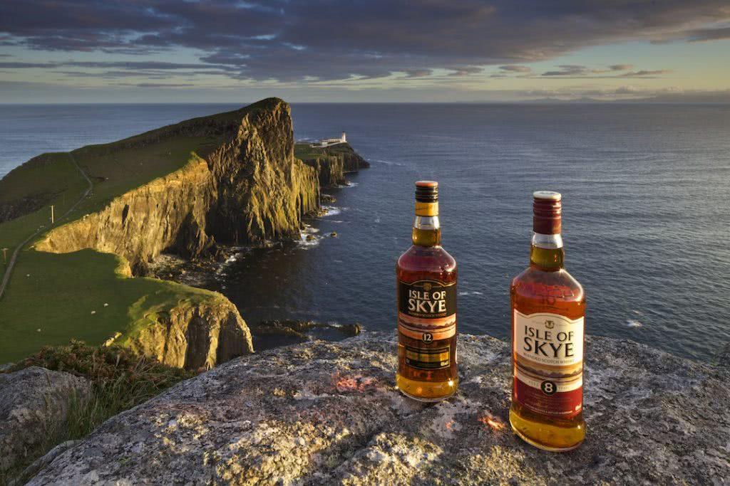 виски Isle of Skye