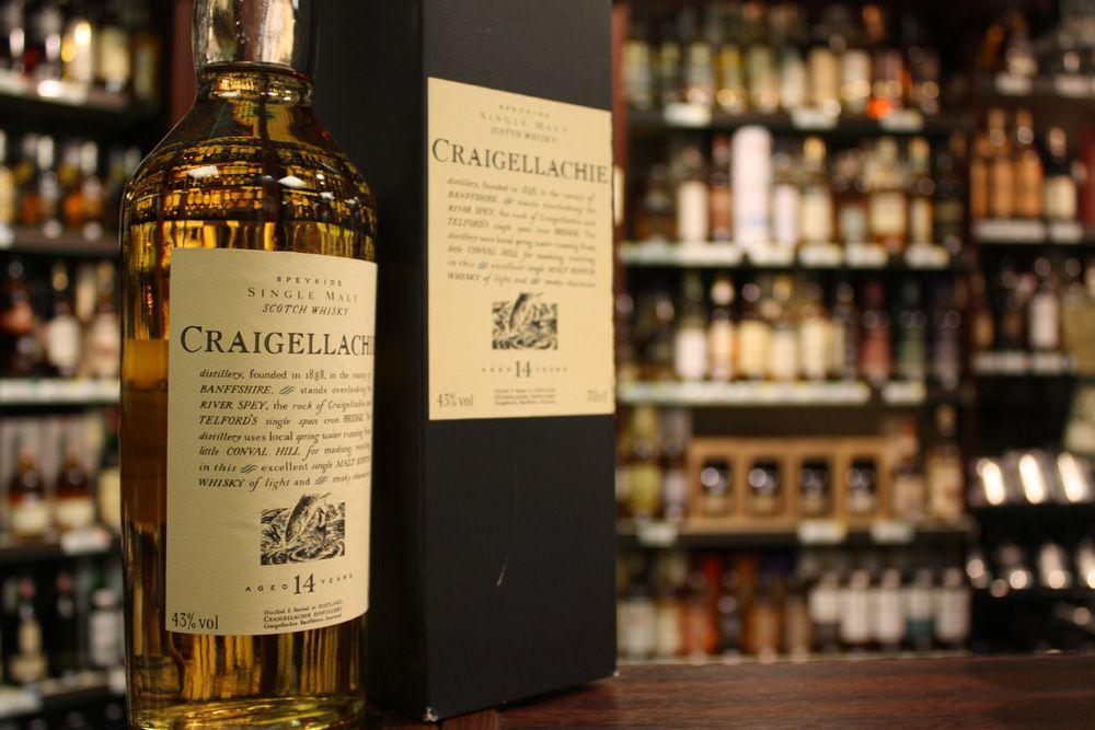 Craigellachie виски