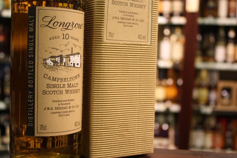 Виски Longrow