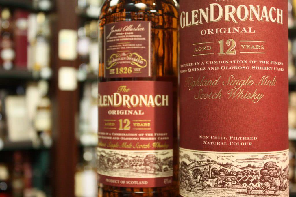 Glendronach виски