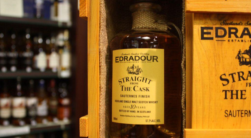 Виски Edradour