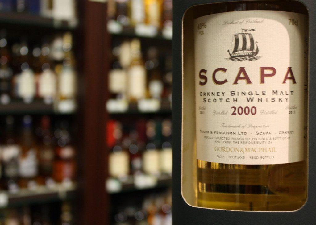 виски Scapa