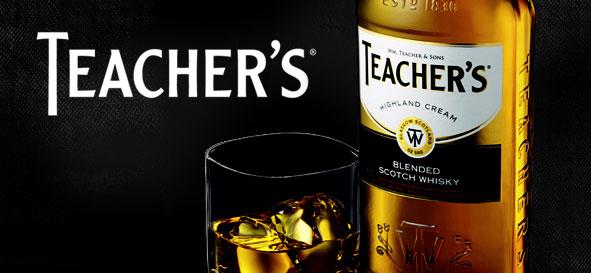 Виски Teacher's