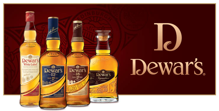 dewars виски