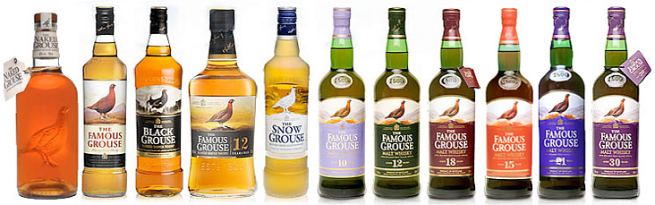 Famous Grouse виски