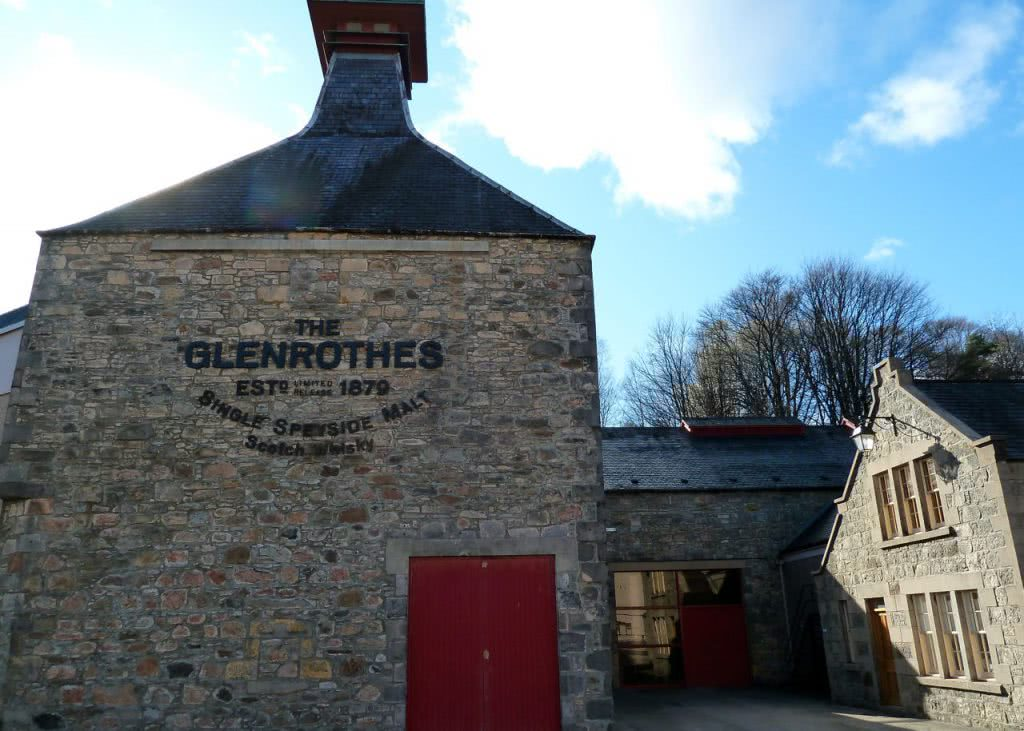 виски Glenrothes