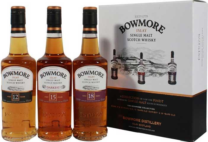 виски Bowmore