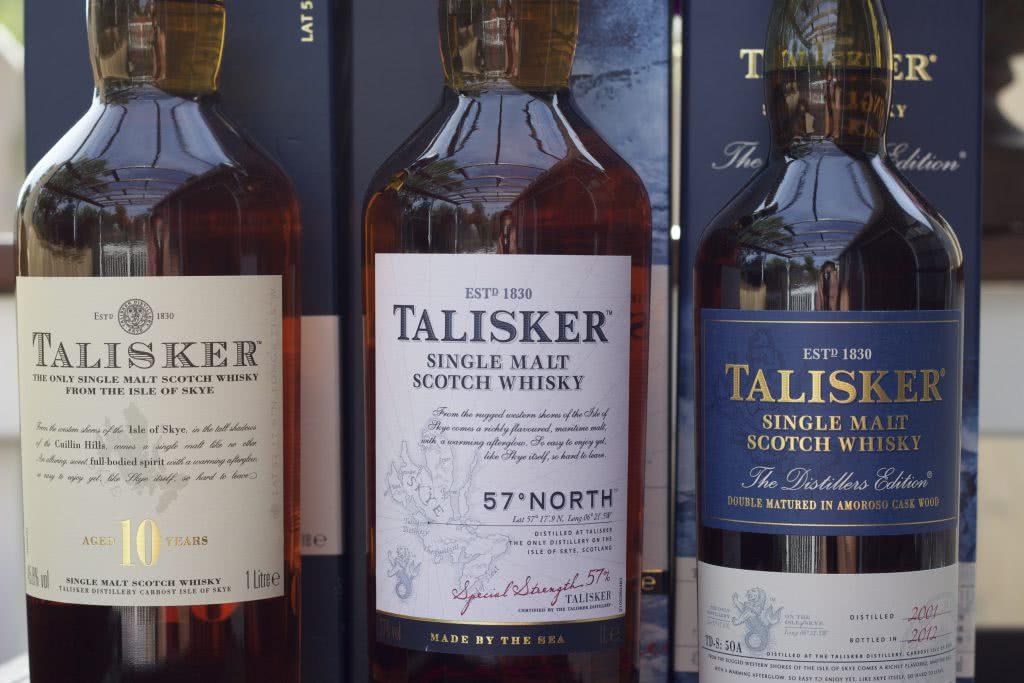 Talisker виски