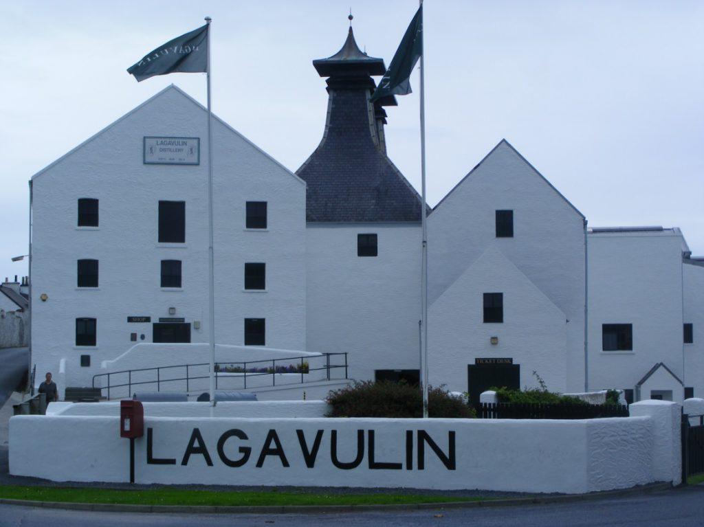 Lagavulin виски