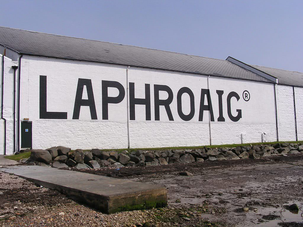 Laphroaig виски