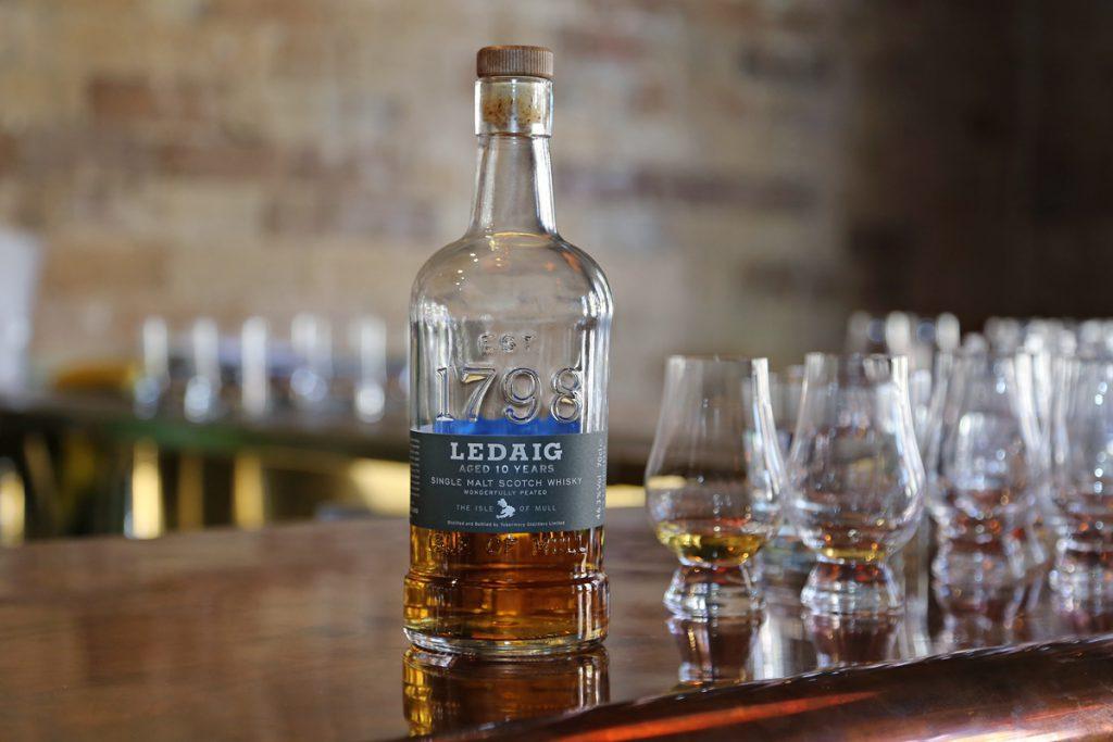 Виски Ledaig