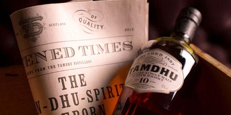 Виски Tamdhu