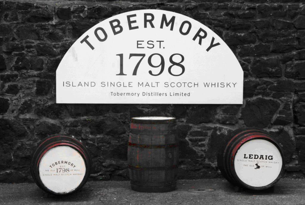 Tobermory виски