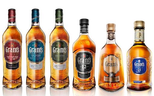 Grant's виски