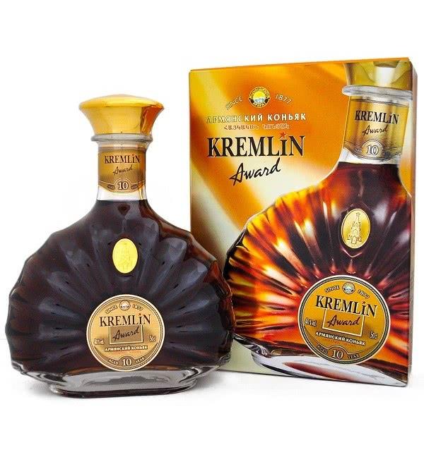 Kremlin Award коньяк