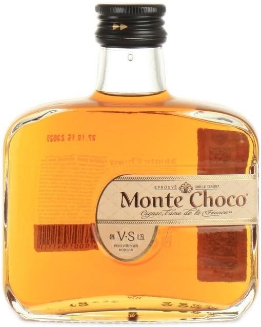 Коньяк Monte Choco
