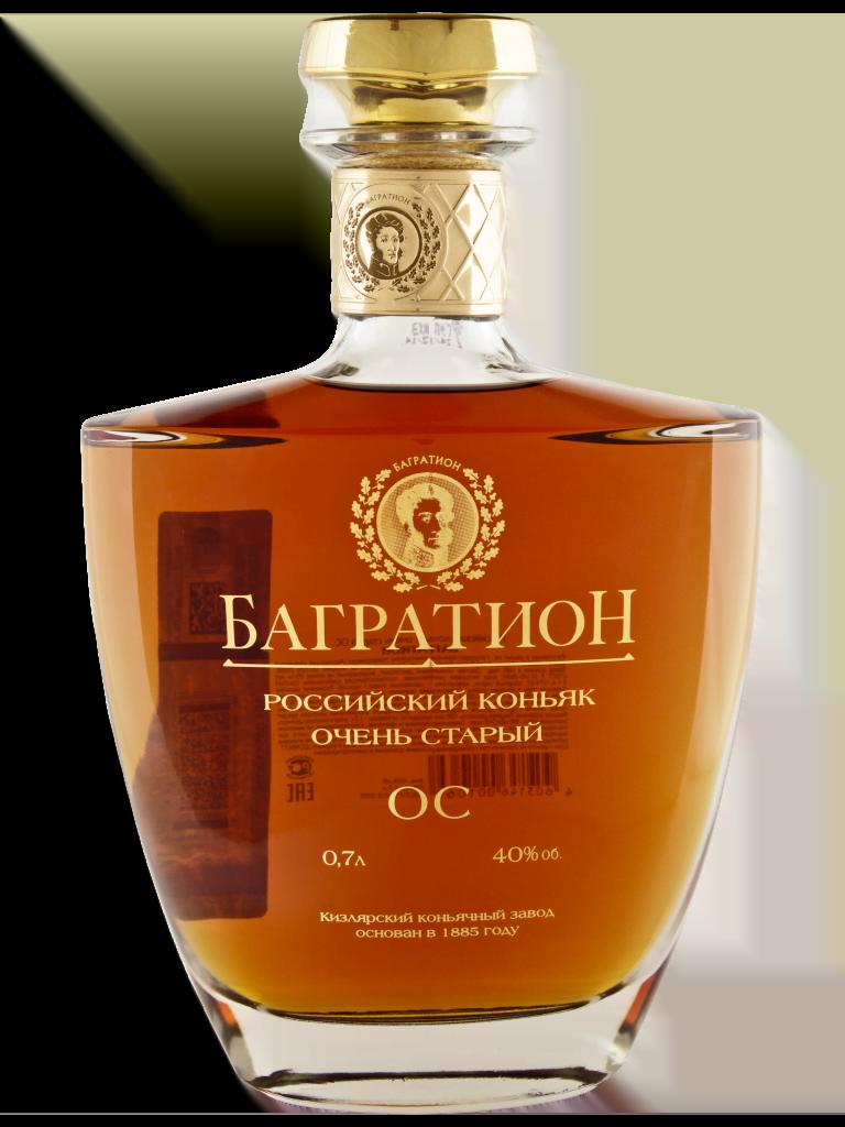 Коньяк Багратион