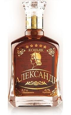 коньяк александр