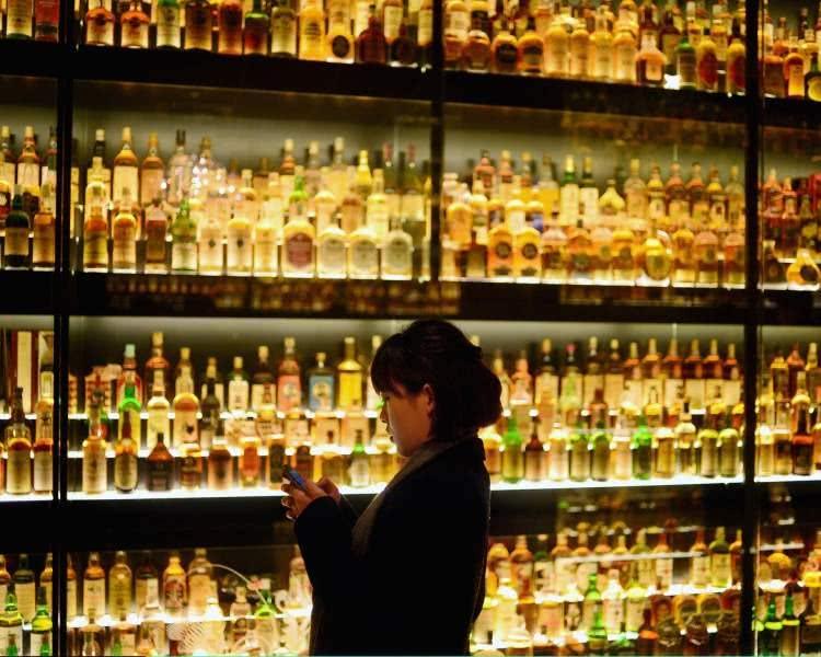 как выбрать виски начальнику