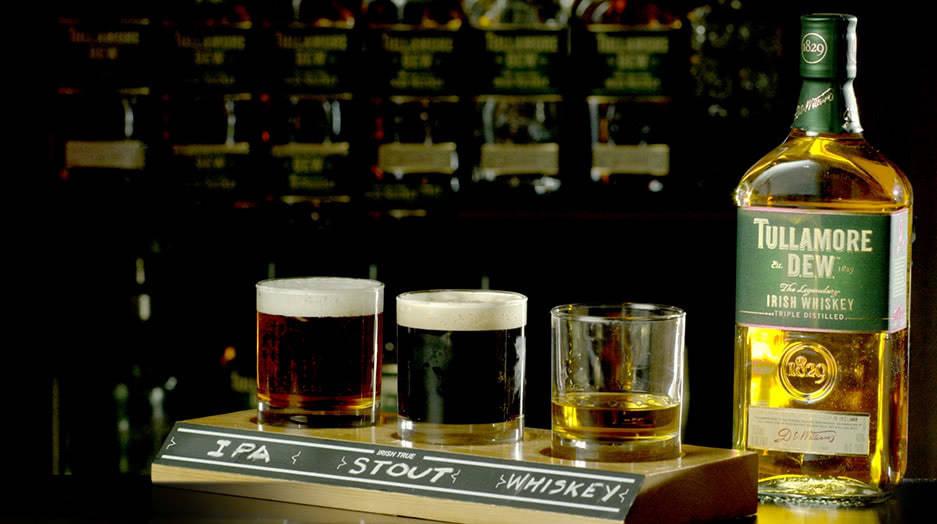 Tullamore Dew виски