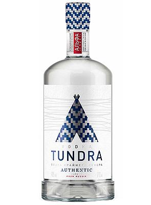Водка Тундра