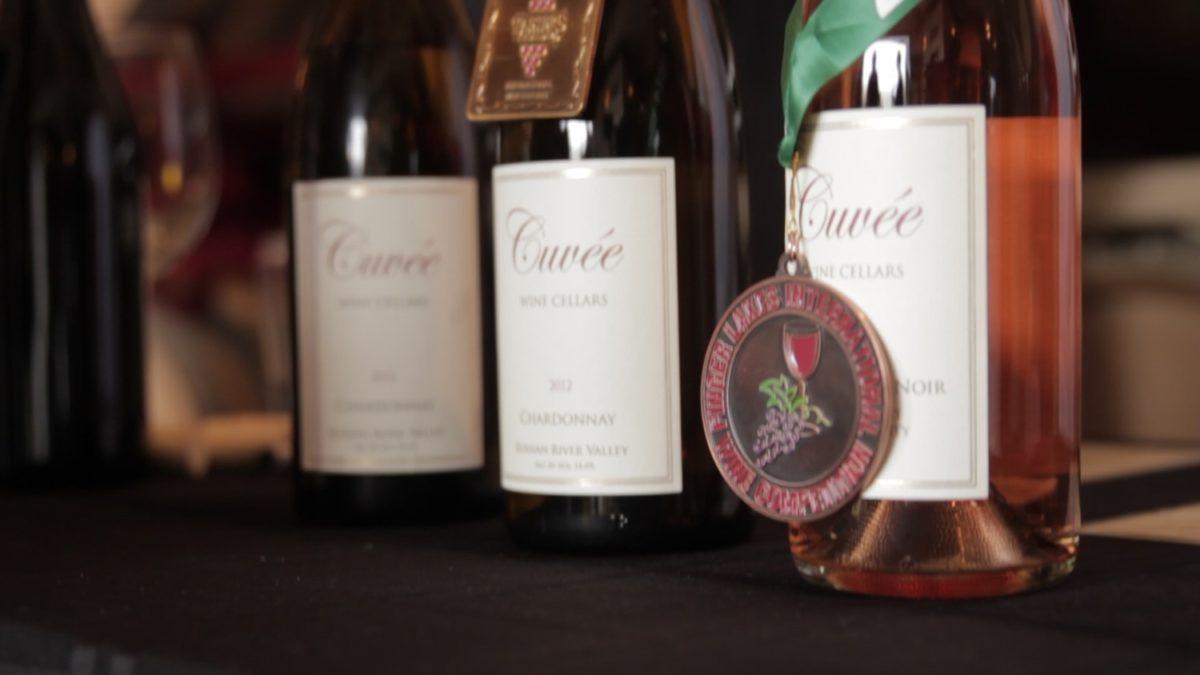 Вино cuvee