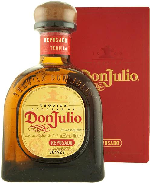 Текила Don Julio Дон Хулио