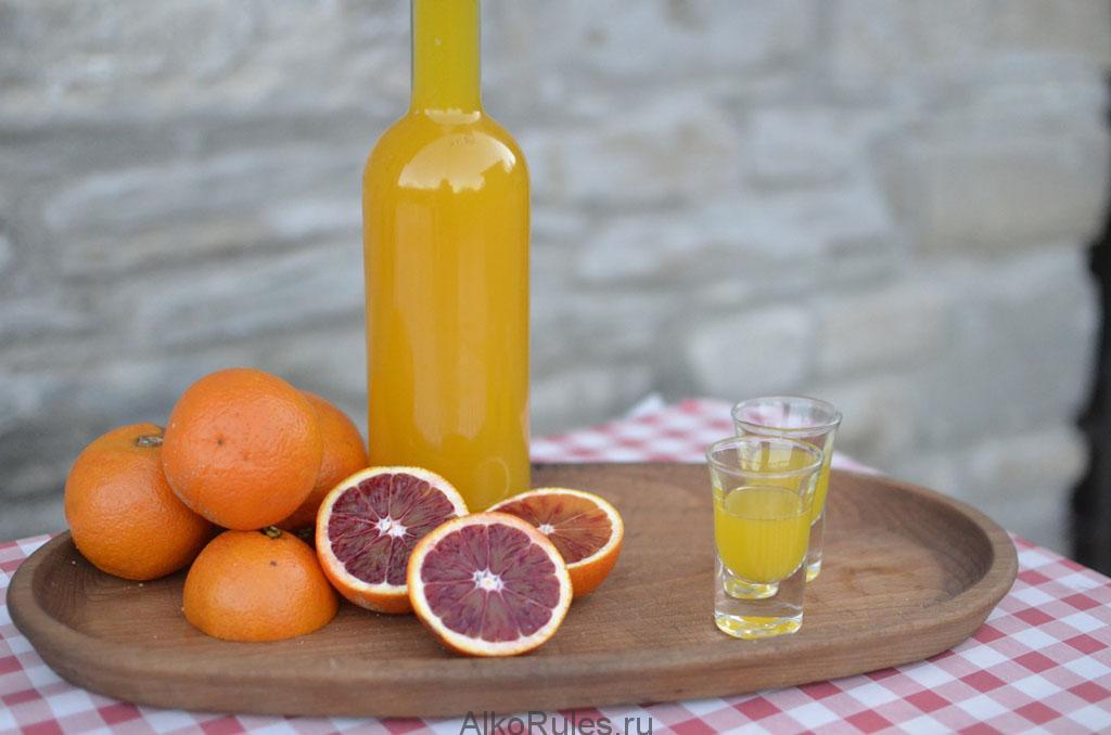 Самогон и брага из апельсинов