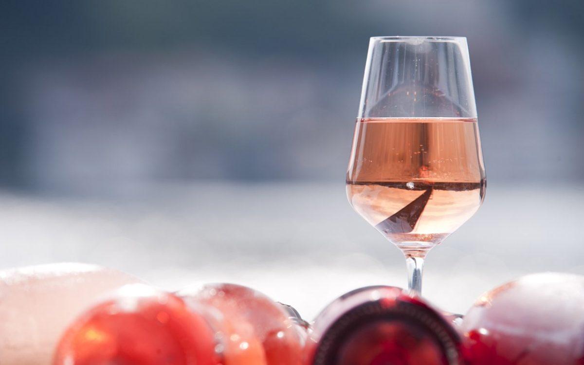 Что такое розовые вина?