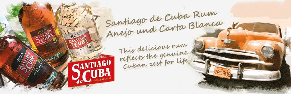 Santiago de Cuba ром