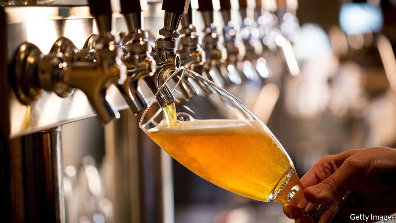 Сколько литров пива можно употреблять в неделю