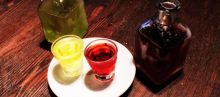 Алкогольный напиток пачаран