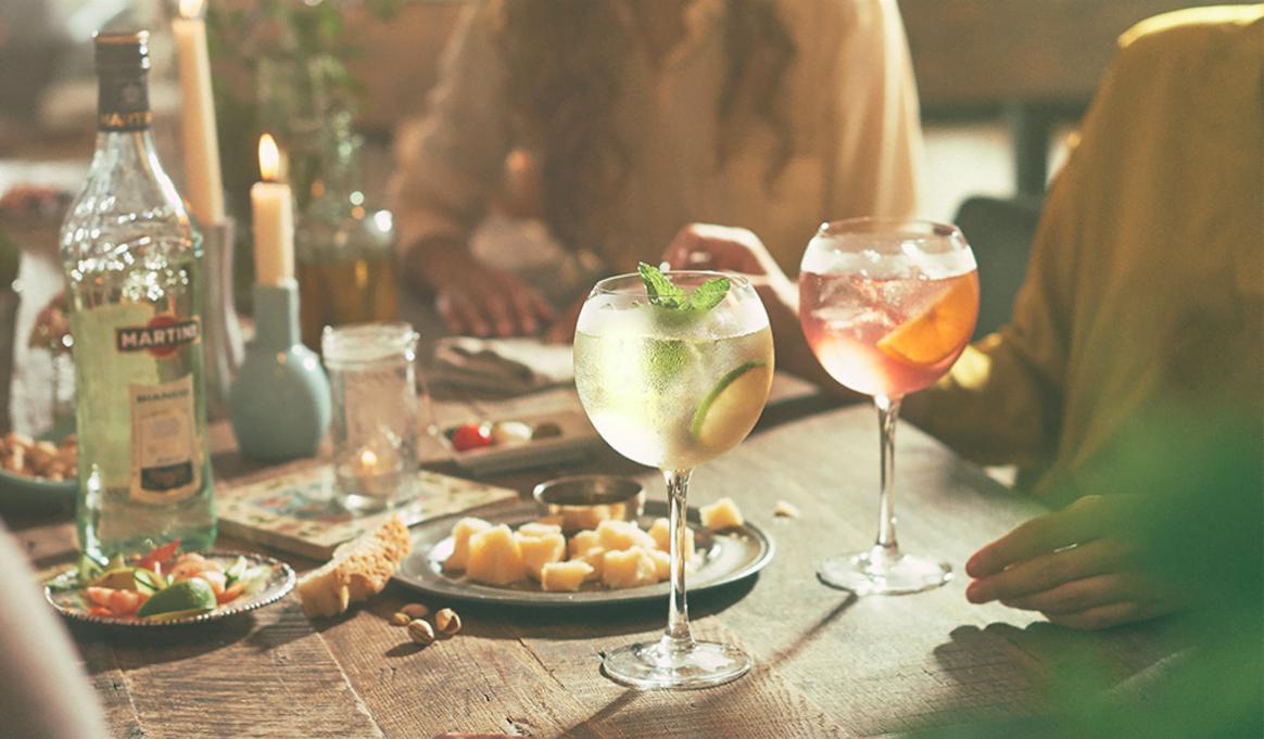 Что приготовить к мартини