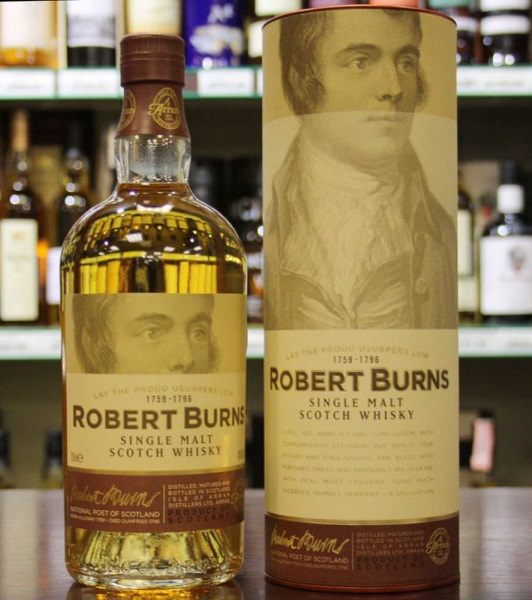 Виски Robert Burns